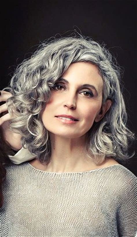 Grey Hairstyles For Black 60 by Beautiful Curly Hairstyles For 60
