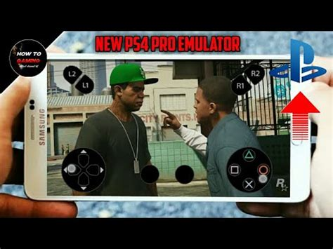 ||new ps4 emulator||download gta 5 on android||real||apk