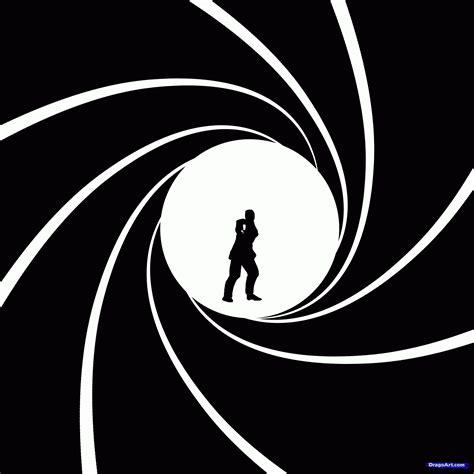 how to draw james bond james bond 007 step by step