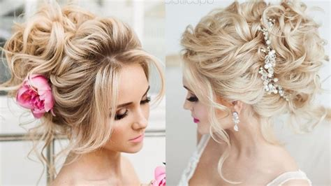 Brautfrisur Blond by Bridal Hairstyles For Hair Wedding Hair Styling