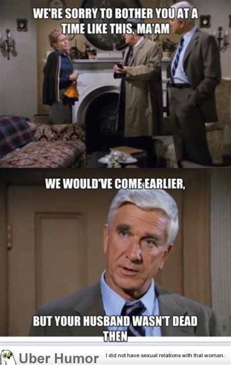 Funny Naked Memes - r i p leslie nielsen funny pictures quotes pics