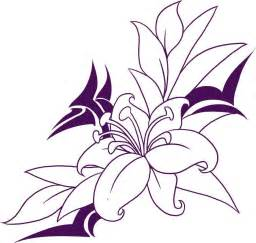 Flower Stencil Template by Free Printable Flower Stencil Templates Cliparts Co