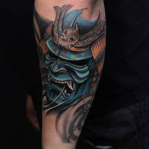 tattoo oriental samurai 36 best samuari mask tattoos images on pinterest samurai