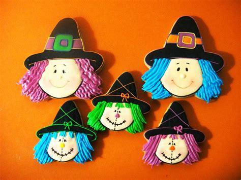 imagenes halloween tiernas brujitas cookie connection