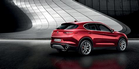 Alfa Romeo Usa Models by Stelvio Ti The New Alfa Romeo Italian Suv Alfa Romeo Usa