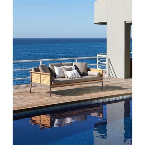 Balconies capri outdoor day bed exclusive to domayne australia