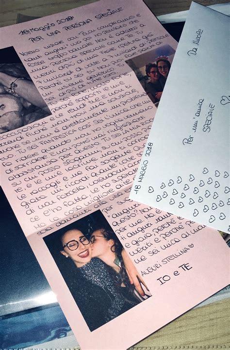 lettere di compleanno per un amica speciale una lettera per un amica speciale con lettera di