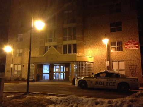 appartments in barrie man stabbed inside downtown barrie apartment building