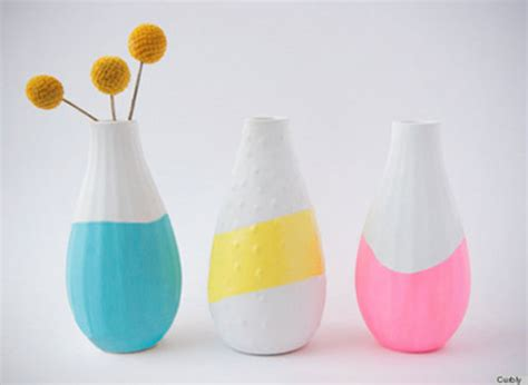 How To Paint Vases Ideas by Paint Projects 5 Ideas For Leftover Paint
