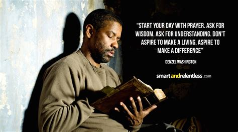 Inspirational Biography Movie | denzel washington quotes quotes of the day