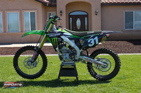 motocross bike brands kawasaki 250f 2014 brand new motocross bike pro circuit