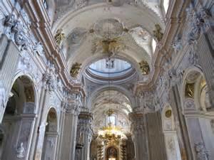 baroque architecture interior church baroque architecture