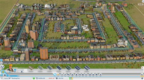 simcity 2013   What is a good road layout when starting up