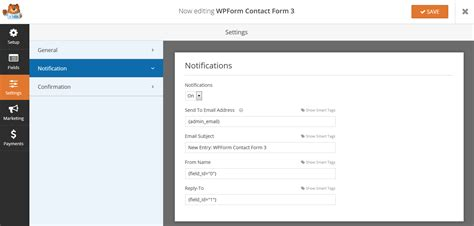 thunderbird email templates wpforms aims to be the most beginner friendly forms plugin