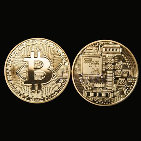 aliexpress bitcoin aliexpress com buy gold plated bitcoin coin collectible