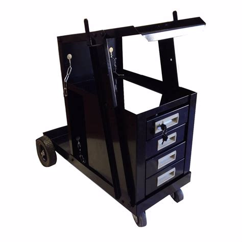 mig welding cart with drawers welding welder cart mig tig arc plasma cutter tank storage
