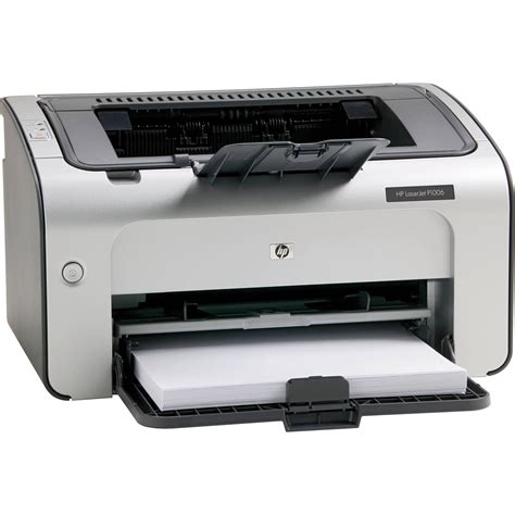 Printer Laserjet P1006 hp cb411a laserjet p1006 printer cb411a aba b h photo