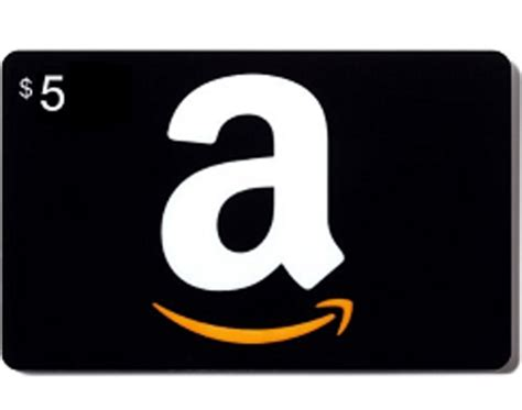 Amazon Gift Card 5 - free 5 amazon gift card gift cards listia com auctions for free stuff