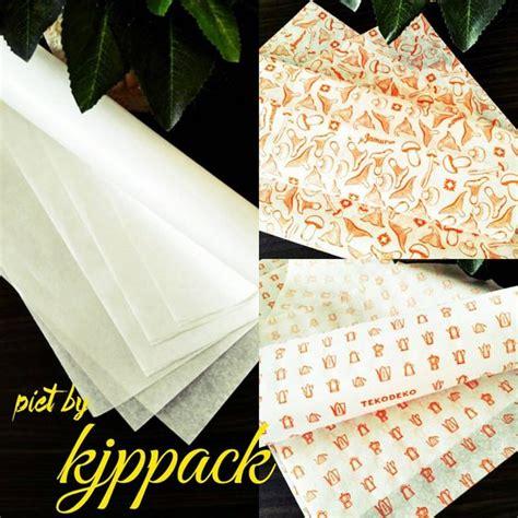 Kertas Kemasan Dan Pembungkus wrap paper atau kertas pembungkus nasi buy indonesia