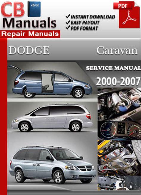 manual repair free 2007 dodge grand caravan windshield wipe control service manual ac repair manual 2000 dodge caravan dodge caravan grand caravan 2001 2002