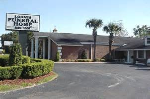 photo of loomis funeral home