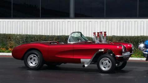 car for sale chevrolet 1956 chevrolet corvette gasser race car for sale