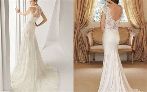 Backless Wedding Dresses Latest Backless Wedding Dresses A Trusted Wedding Source By Dyal Net