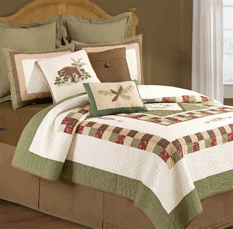 timber grove quilt