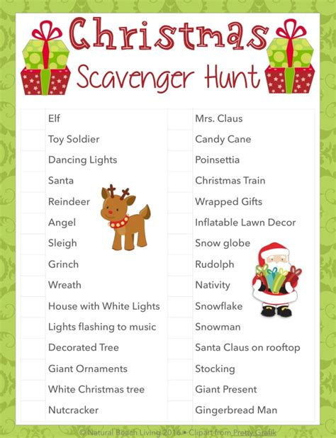 best christmas activities the best activities pack for living