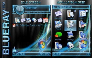 vista themes mobile9 nokia n73 supported themes