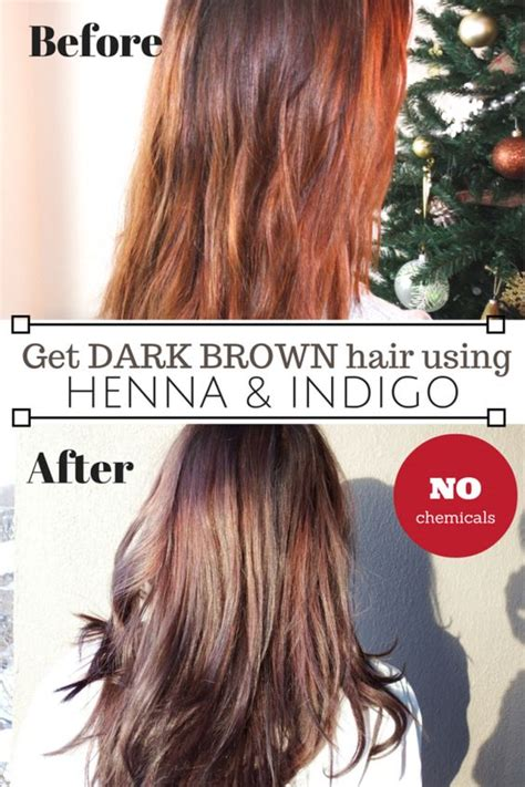 non toxic natural on pinterest henna for hair powder and your hair henna dark brown and step by step instructions on pinterest