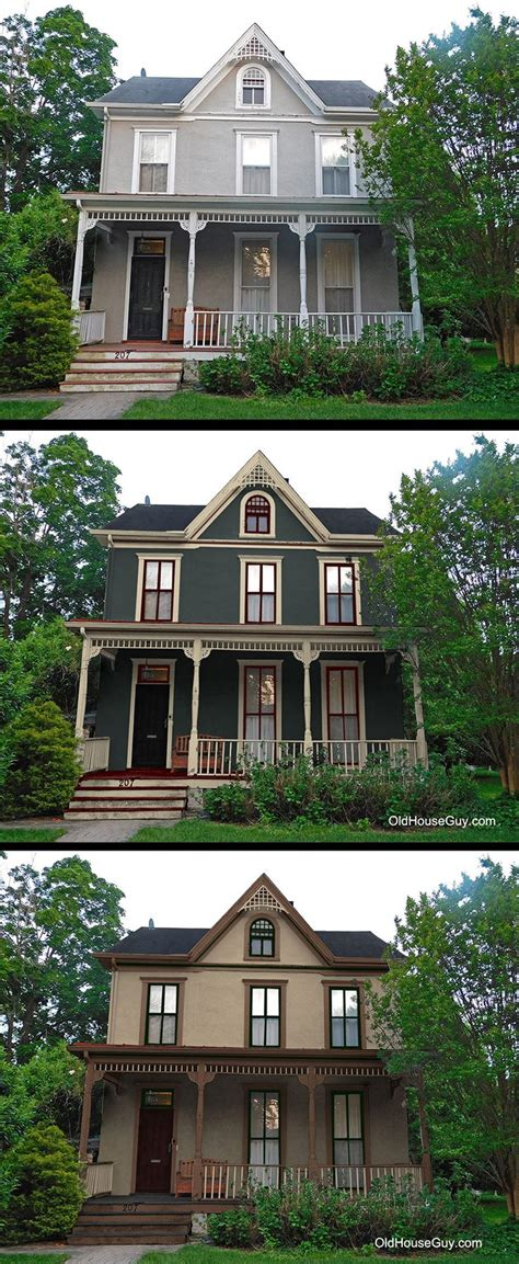 185 best house restorations historic paint colors home makeovers before and after images