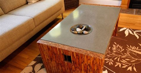 Reclaimed Kitchen Islands by Concrete Furniture Gallery Cheng Concrete Exchange
