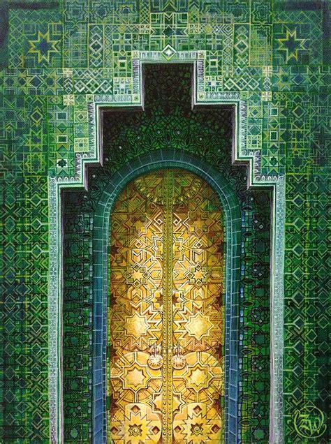 arabic door colorful doors pinterest zach wong portfolio
