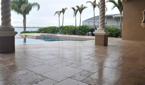 services paver sealing  repair seal  lock tampa