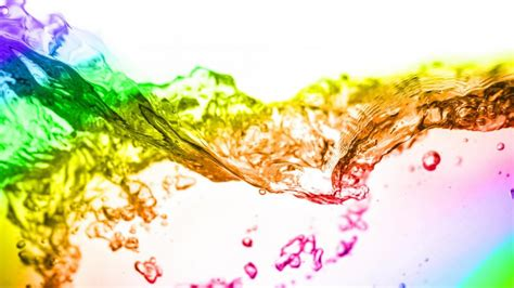 colorful water wallpaper hd colorful water splash desktop 4k wallpapers