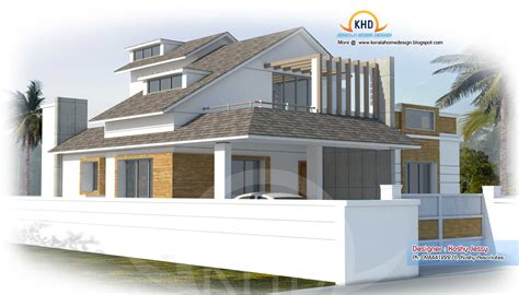 contemporary kerala style house plans modern house plan 2000 sq ft kerala home design and floor plans