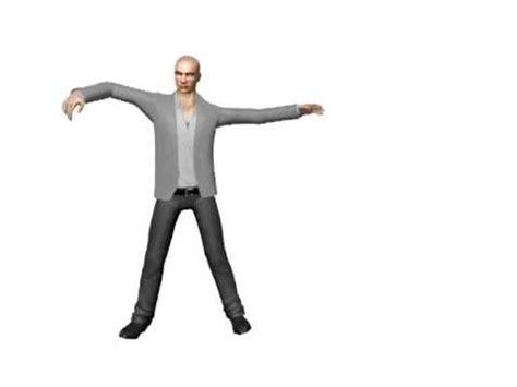 man dancing animation youtube