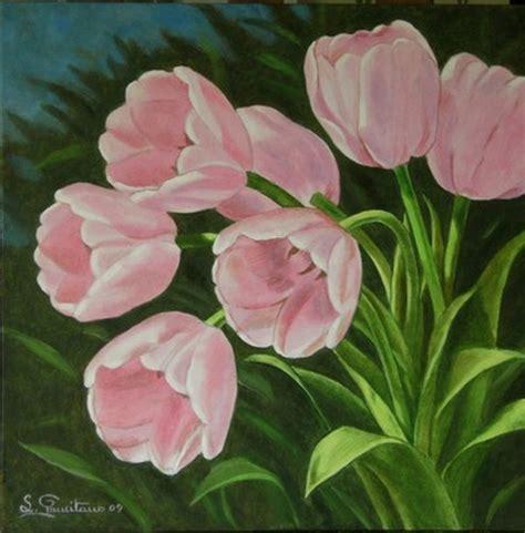 dipinti di fiori creazione di dipinti personalizzati e ritratti