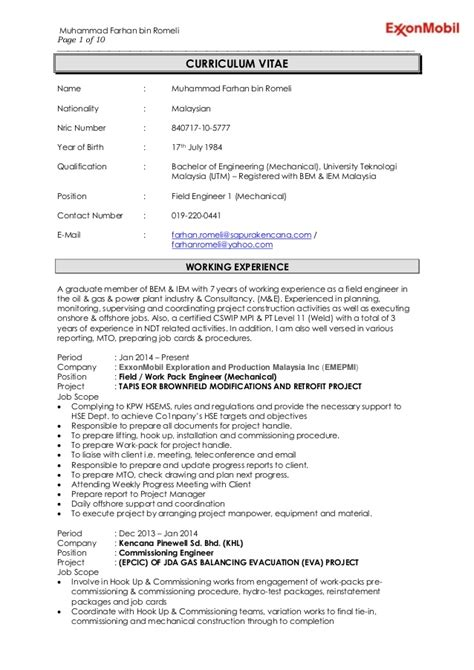 Commissioning Cover Letter by Cover Letter Muhammad Farhan
