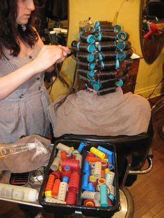 stories of men setting men in curlers 1000 images about appointment at the salon on pinterest
