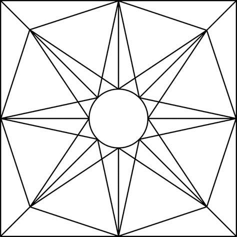 sketch simple pattern geometric block pattern 71 clipart etc