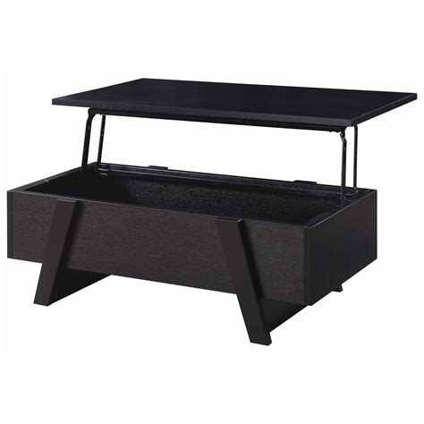 coaster furniture lift top coffee table coaster 72113 721138 lift top rectangular coffee table