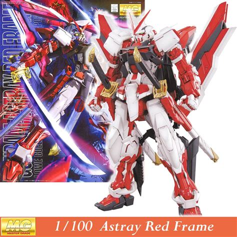 Gundam Daban Mg Astray Frame daban model mg gundam astray frame mbf p02 1 100 japanese anime assembled kits pvc