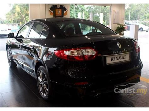 renault fluence black renault fluence 2015 black edition 2 0 in selangor