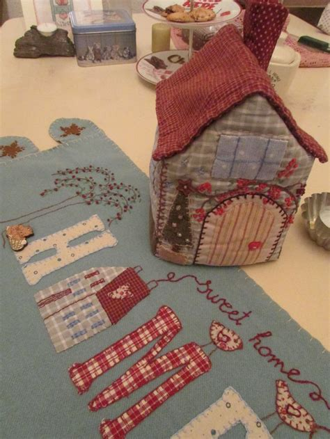 Sewing Machine Patchwork - casita country portapa 241 uelos casitas pach