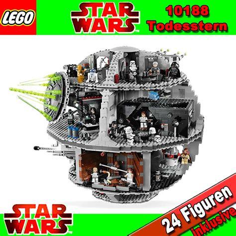 Lego Exclusive 10188 Wars lego wars exclusive 10188 bnisb new ebay