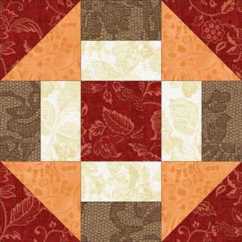 Free Patchwork Quilt Patterns For Beginners - make beginner friendly grecian square quilt blocks
