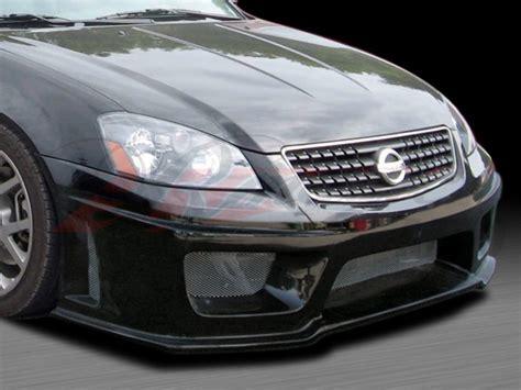 2005 nissan altima front bumper wondrous series front bumper cover for 2005 2006 nissan