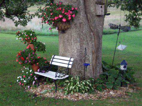 Trees For Gardens Ideas 10 Ideas Originales Para Jardines Trees The Tree And Flower